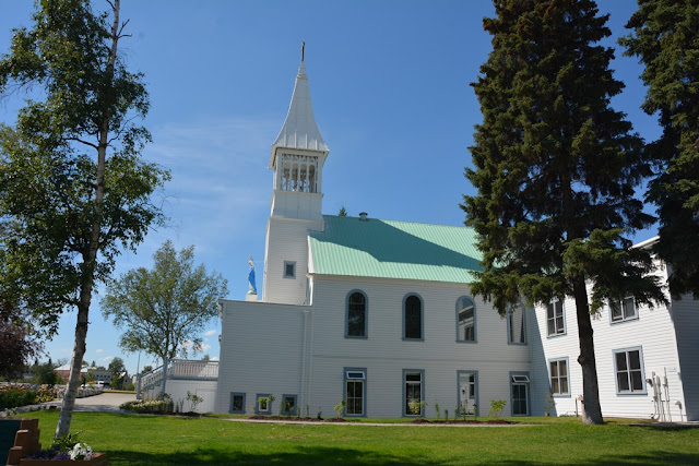 Immaculate Conception Church Fairbanks