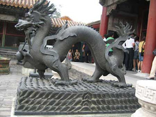 Feng shui chinese Dragon