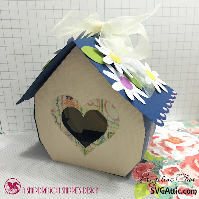 ScrappyScrappy: Heart Window Cottage ~ with Angelne Choo #svgattic #scrappyscrappy #sweetmother #giftbox #svg