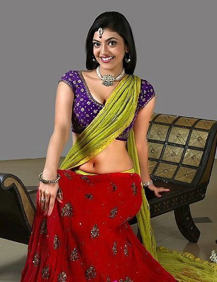 KAJAL AGARWAL SPICY STILLS wallpapers