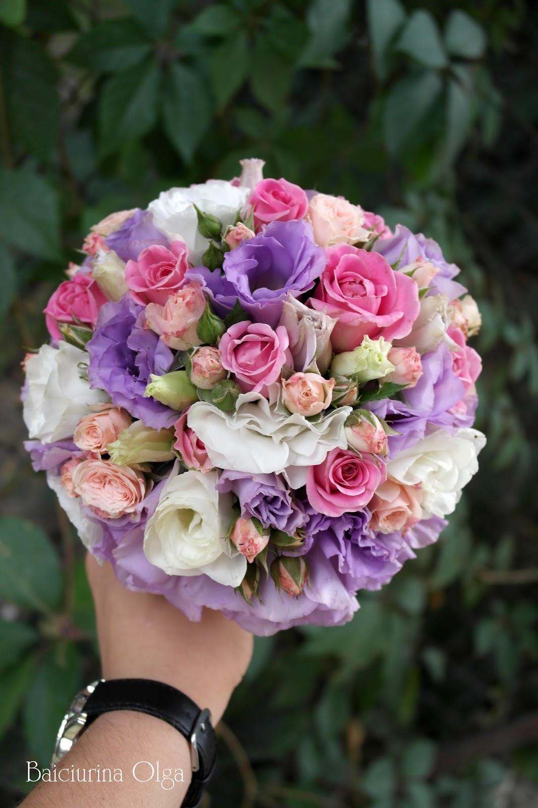 Сиренево розовые цветы 53