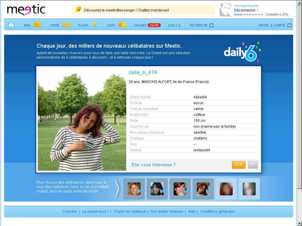 free dating sites match meetic