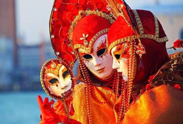 maschere venezia