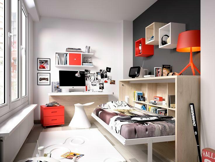 La buhardilla decoraci n dise o y muebles habitaciones - Habitaciones juveniles originales ...