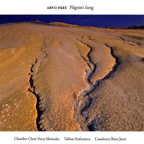 Arvo Part: Pilgrim's Song : ERP2309