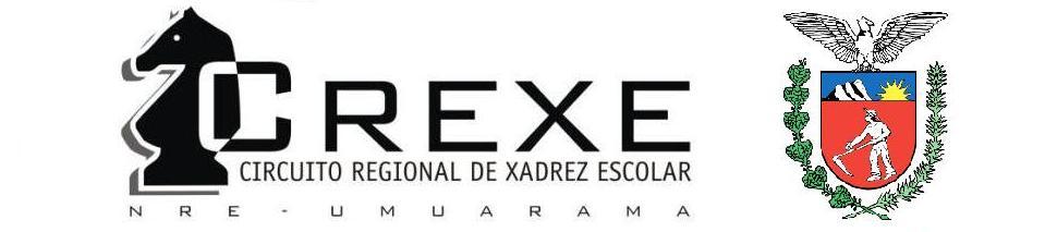 Circuito Regional de Xadrez Escolar - NRE Umuarama