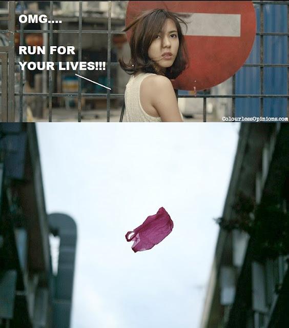 Yeo Joon Han's In The Dark 2014 Malaysia movie meme