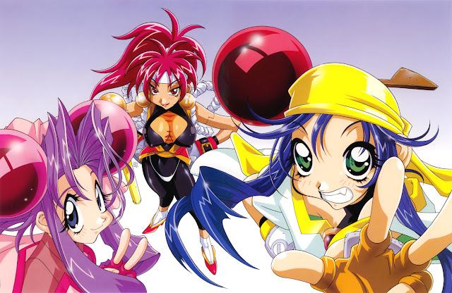 Saber Marionette girls image 00