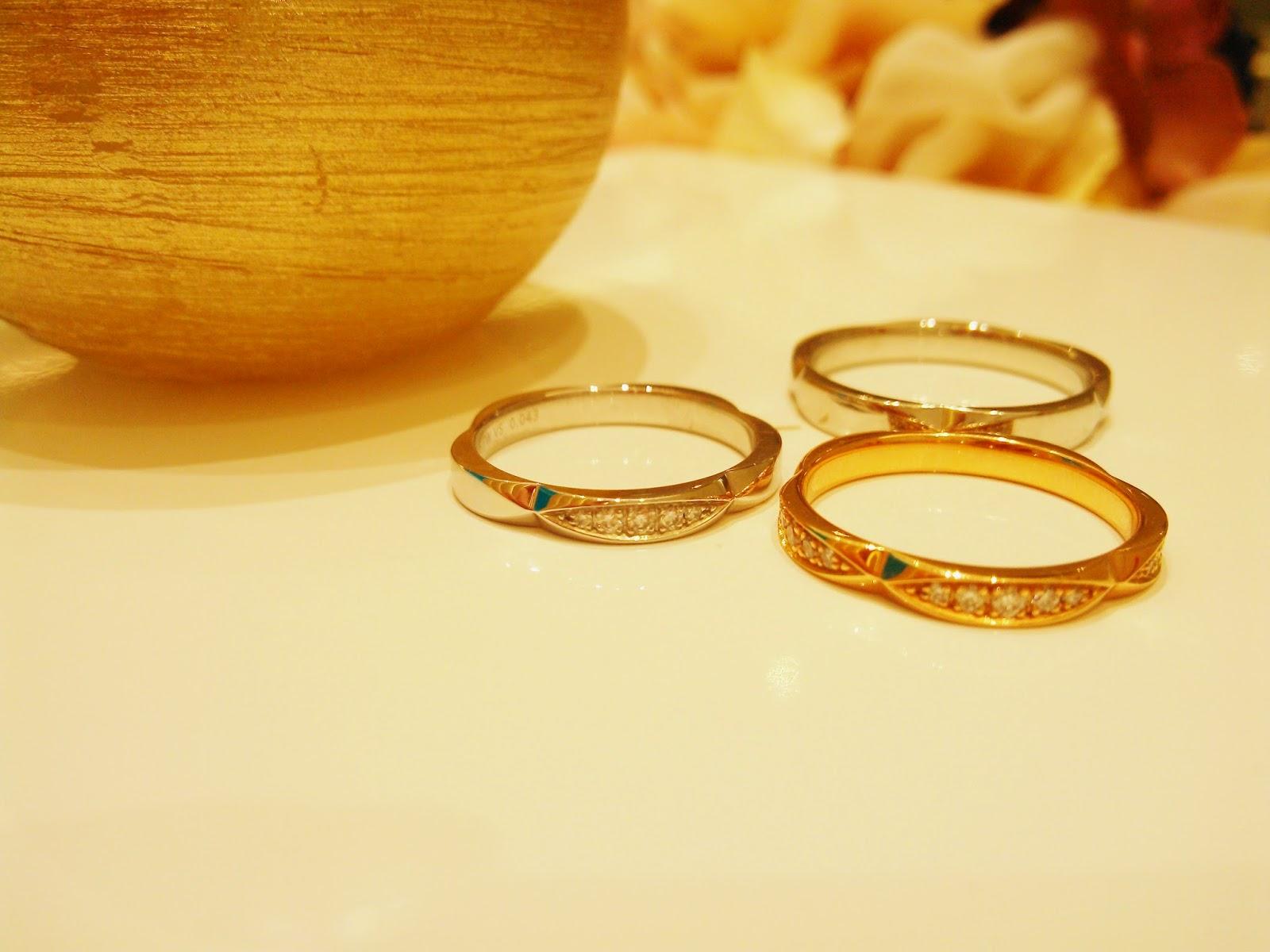 スイス FURRER JACOT フラージャコー 名古屋 栄 sakura サクラ 桜 ゴールド 結婚指輪 鍛造
