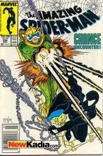 Amazing Spider-Man 298 - 1st Eddie Brock!