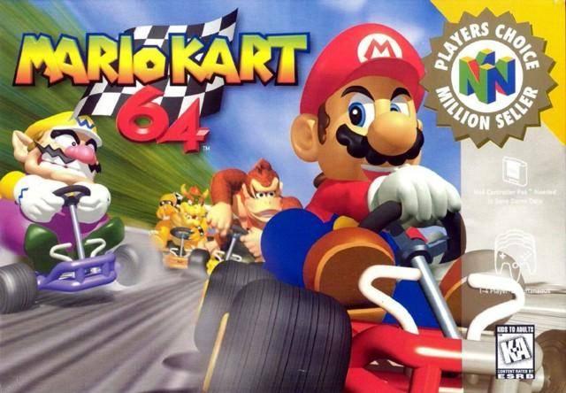 Süper Mario Karting Yarışı Oyunu