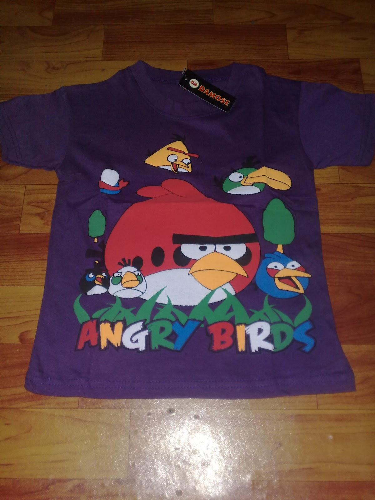 Baju Kaos Anak Murah Meriah Harga Super Hemat Kaos Anak