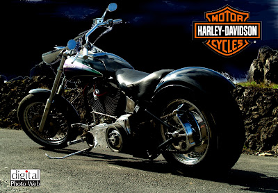 Harley Davidson Wallpaper Collections