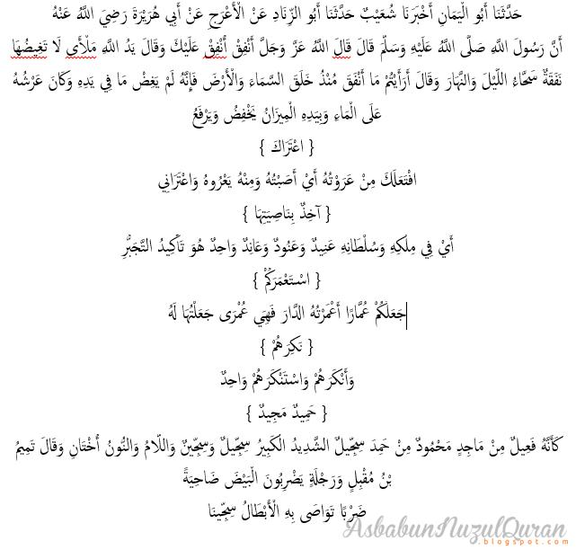 Quran Surat Huud ayat 54|Penjelasan