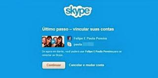 skype-facebook-conta-unica