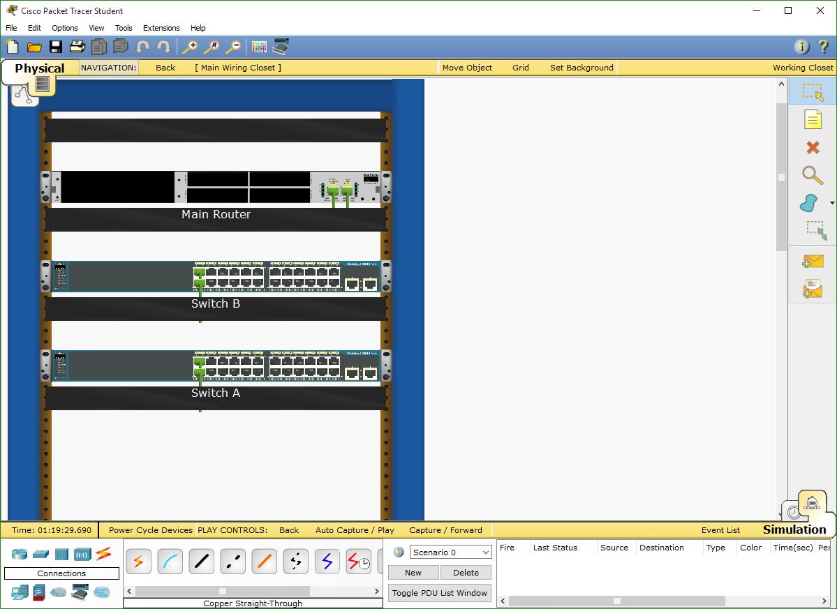 Cisco Packet Tracer- Teil 2 | KSN 3AHEL Kantz