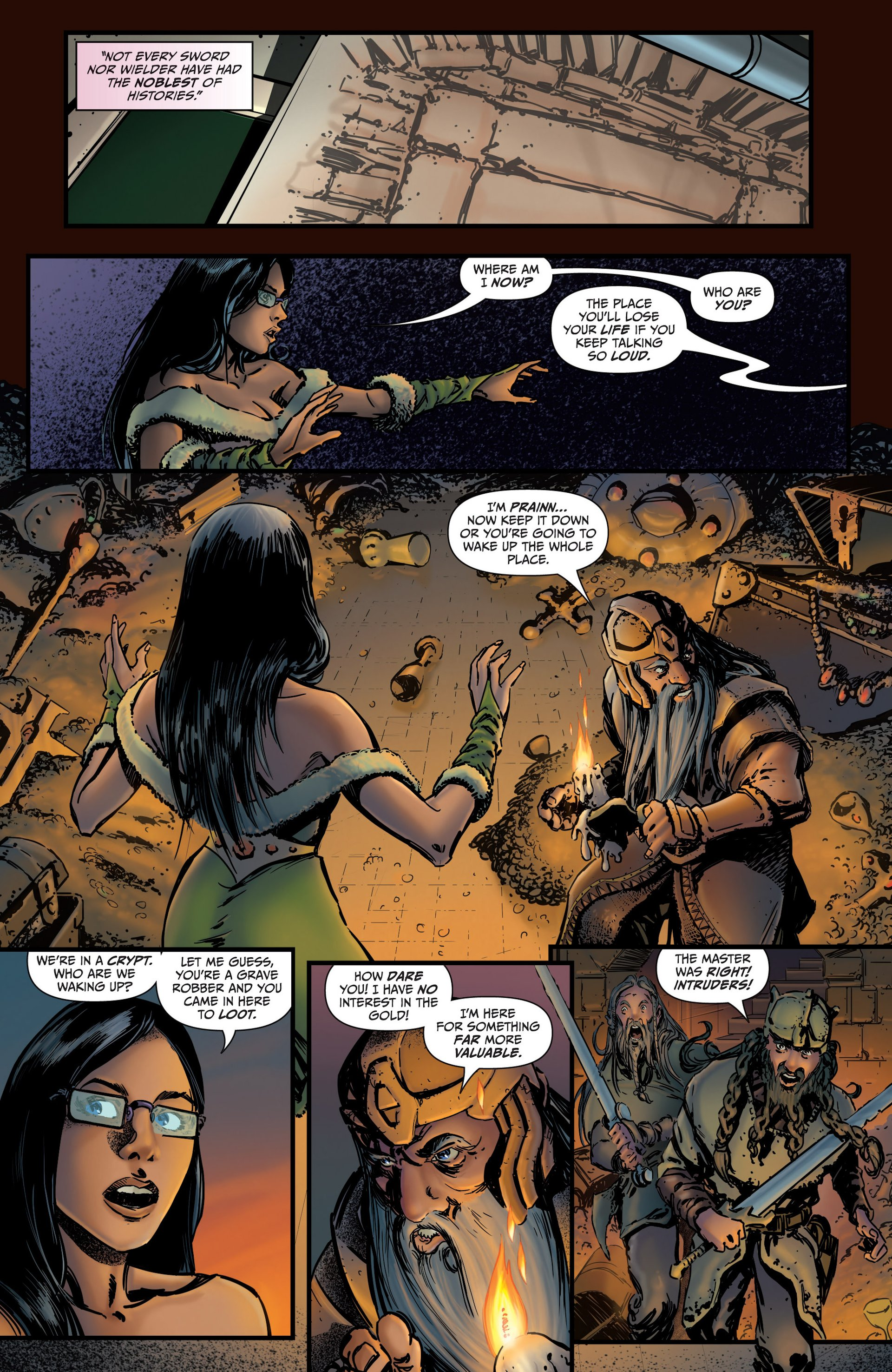 Grimm Fairy Tales (2005) Issue #93 #96 - English 14