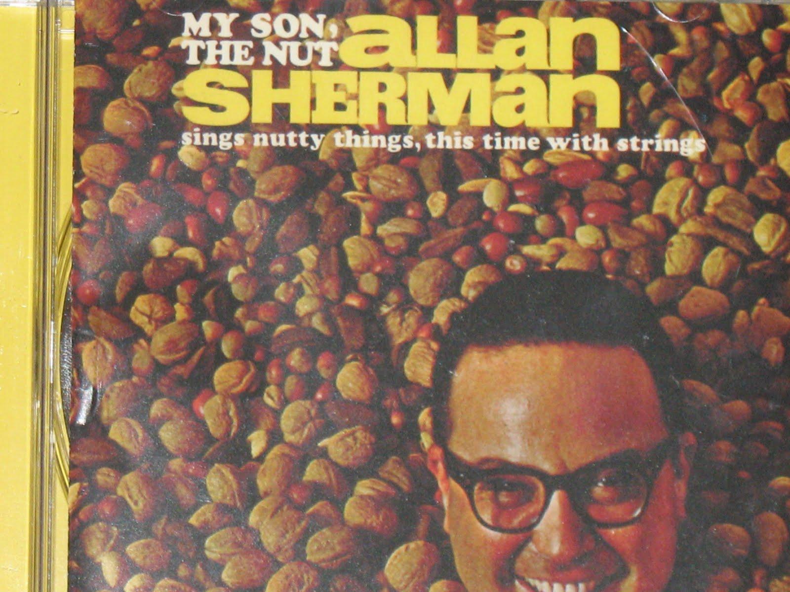 Allan Sherman - My Son, The Celebrity (Full Album ...