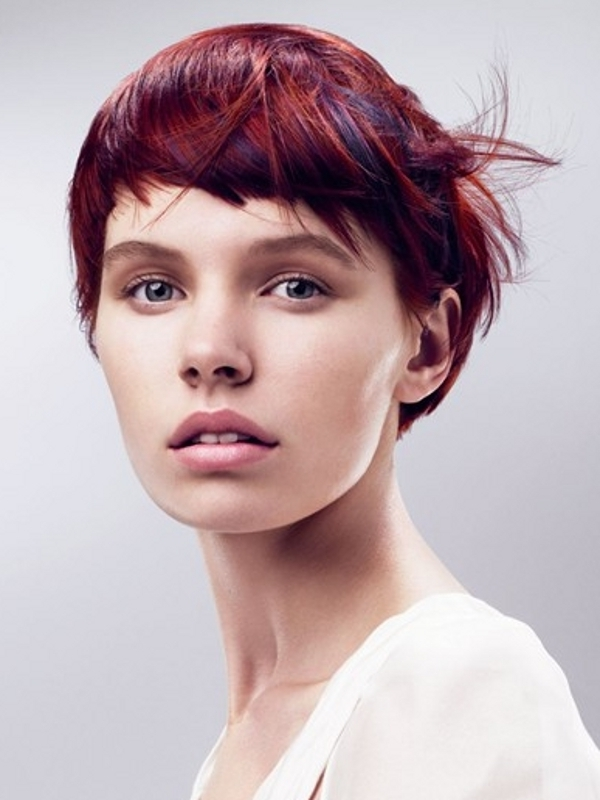 Beautiful Short Hairstyles Pictures for Gorgeous Women