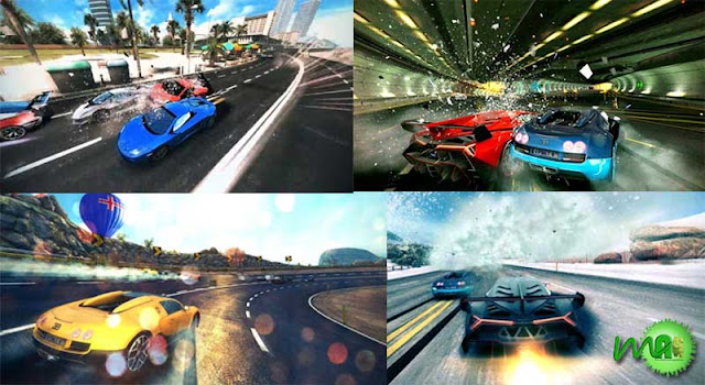 Asphalt 8: Airborne APK And Data For Android