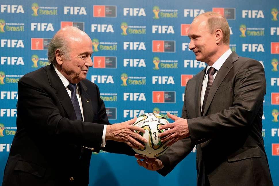 FIFA da la estafeta a Rusia