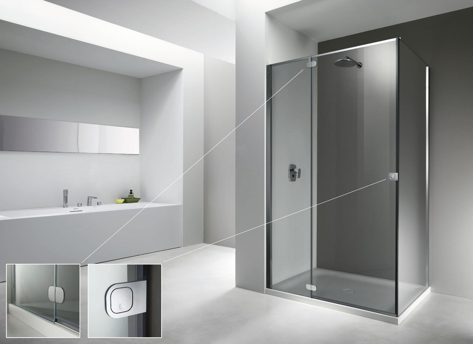 4bildcasa flat il box doccia del futuro touch and feel for Doccia aperta