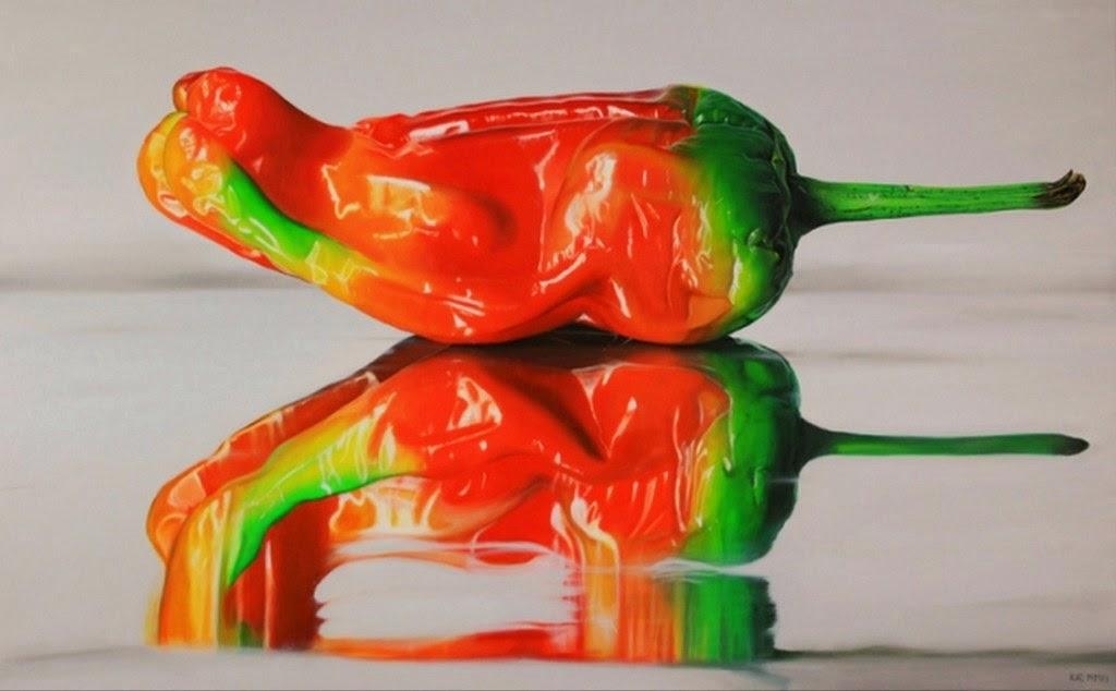 Imágenes Arte Pinturas: Los mejores oleos modernos de frutas para ...