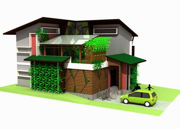 Tips Desain Rumah Hemat Energi 2015