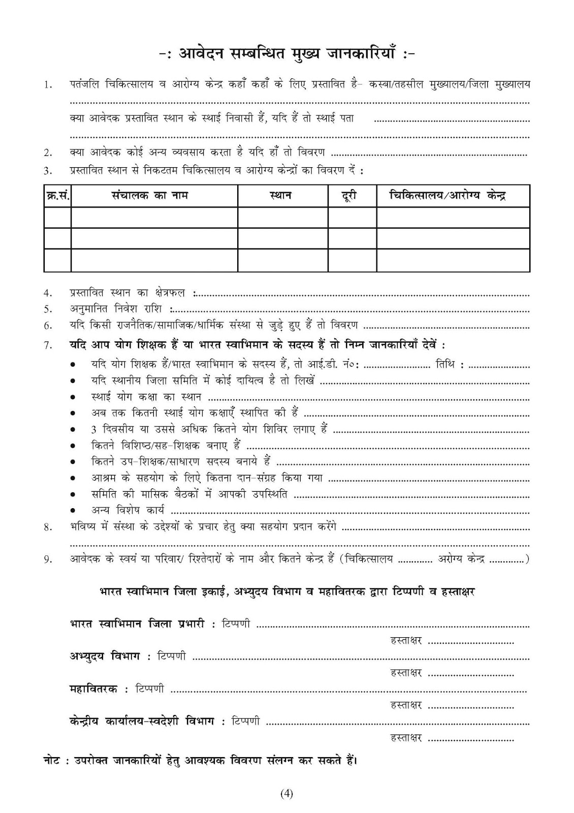 application for job sample letter