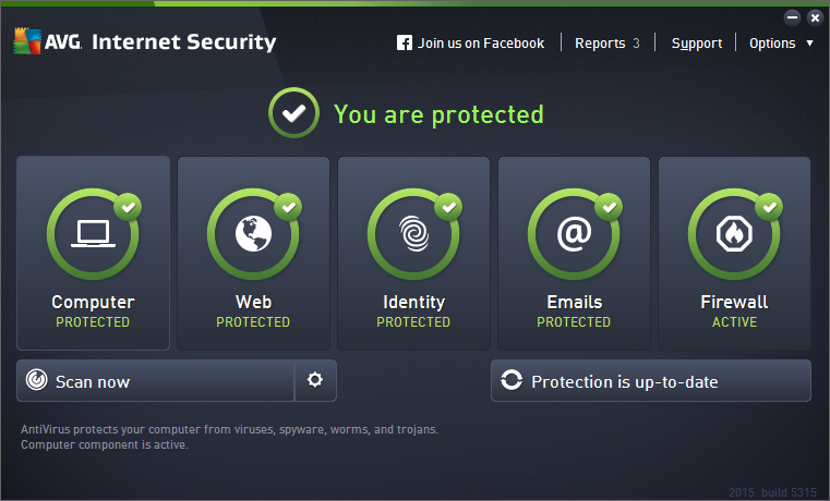 AVG 2015 With Serial Key Download