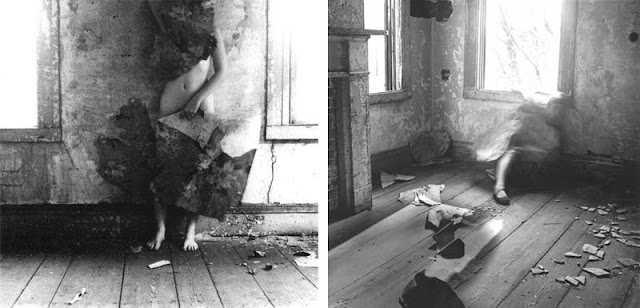 Francesca Woodman, Some Disordered Interior Geometries