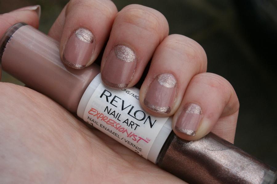 London beauty review notd revlon nail art expressionist in notd revlon nail art expressionist in silhouette prinsesfo Images