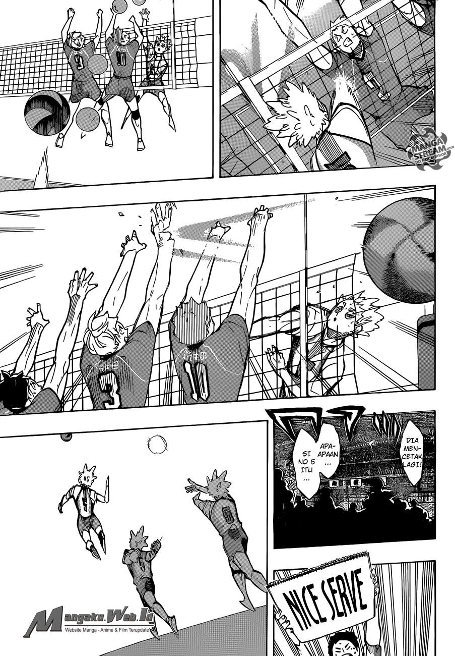 Haikyuu!! Chapter 245-9
