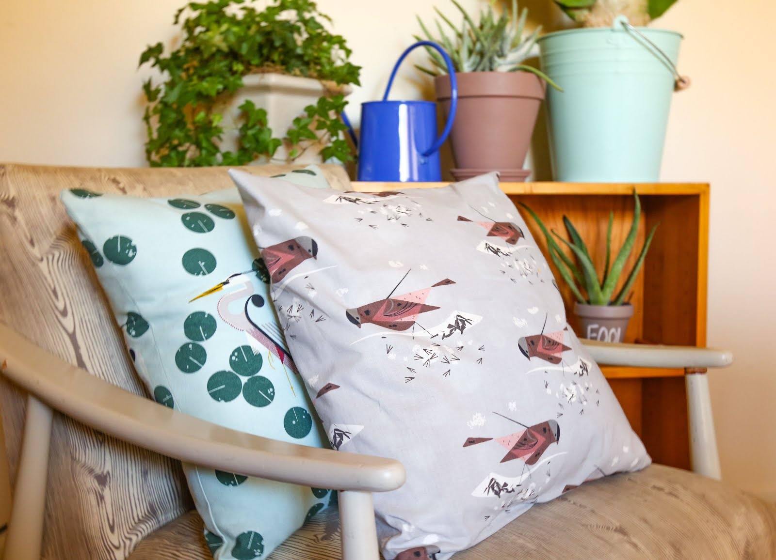 Tutorial | Easy Pillow Cover