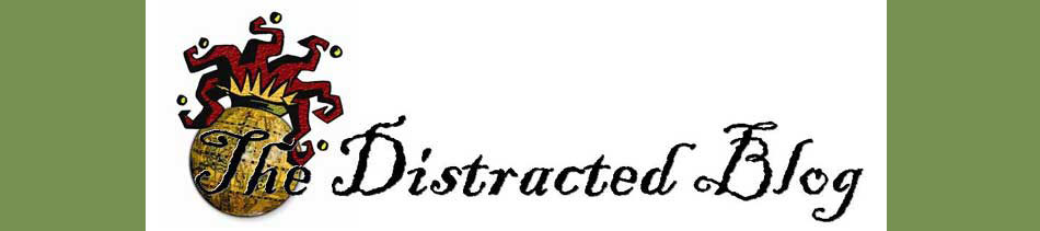 The Distracted Blog