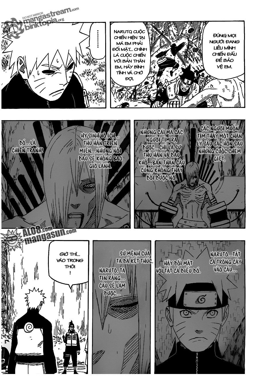 Naruto chap 535 Trang 10 - Mangak.info