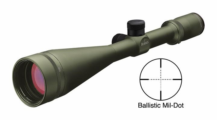 Burris Fullfield II 6.5-20x50 Riflescope