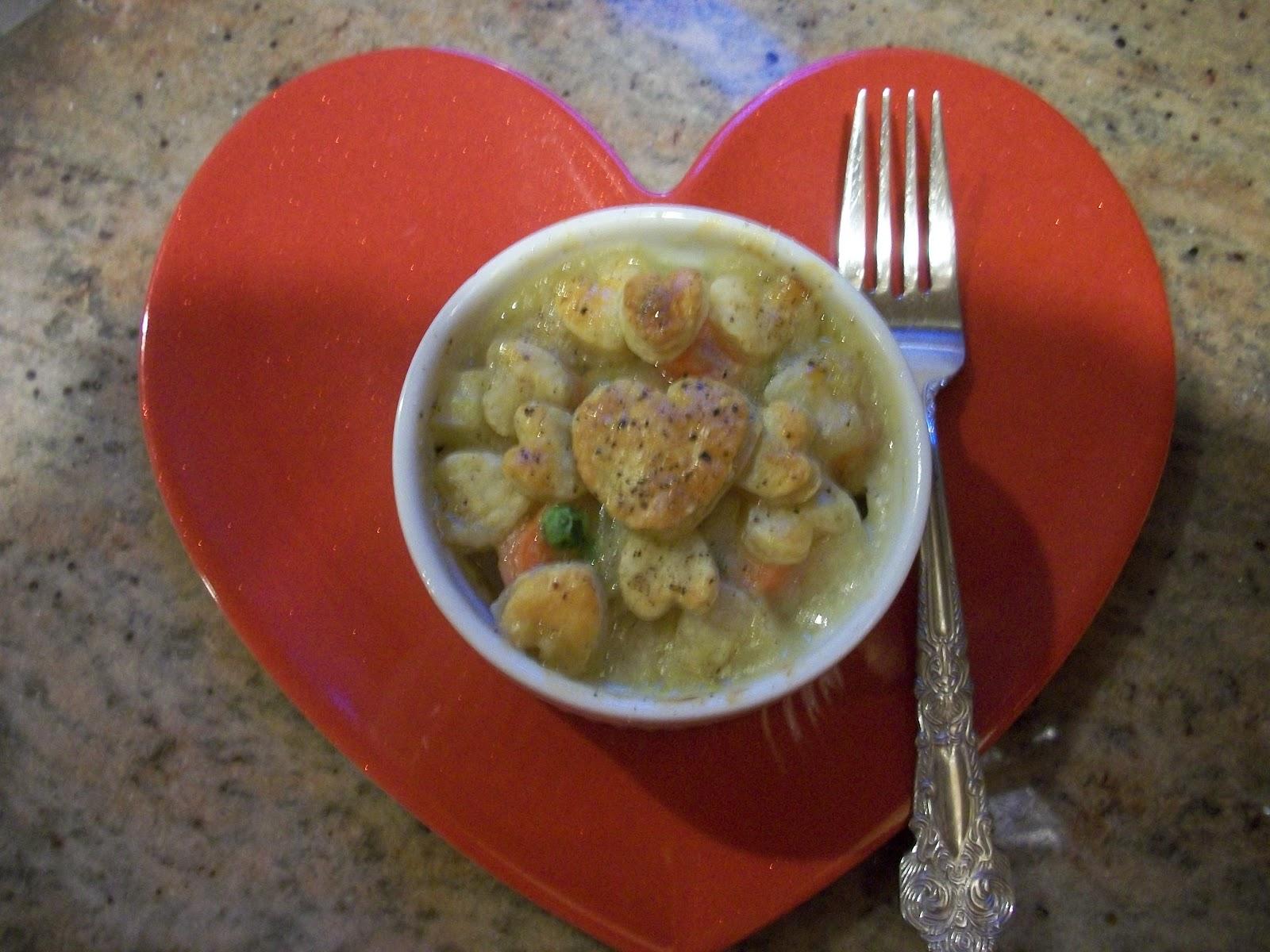 Parnell's Pantry: Veggie Pot Pie