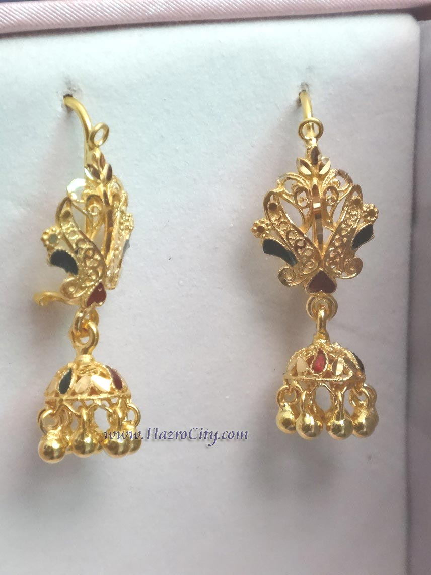 Unusual Www.gold Ear Ring New Desain Photos - Jewelry Collection ...