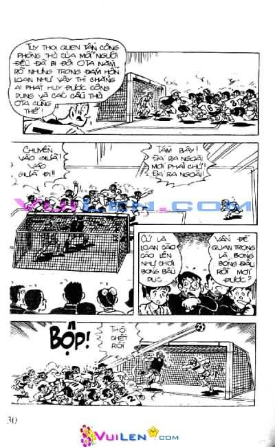 Jindodinho - Đường Dẫn Đến Khung Thành III  Tập 5 page 30 Congtruyen24h