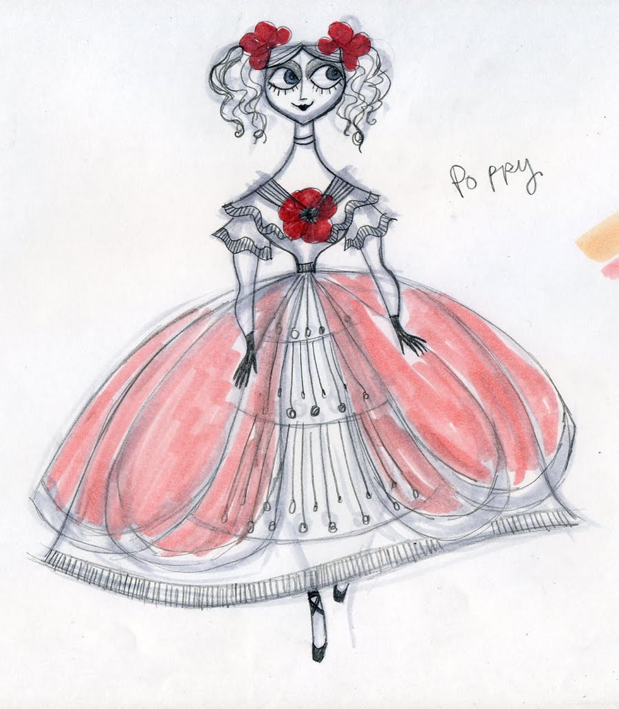 To Design And Re Draw Remember All The Puny Details Of Twelve Separate Princesses Sounded Very Not Fun Me It Was Challenging Enough Just Fitting