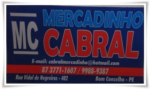 MERCADINHO CABRAL