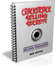 Crackerjack selling secrets