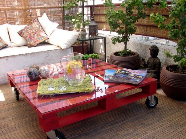 móveis com pallets, reciclando móveis, idéias para reciclar móveis