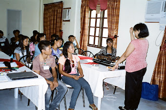 Youth Camp at Palaisdaan