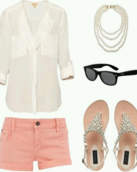 Stylish And Trendy Spring Outfit