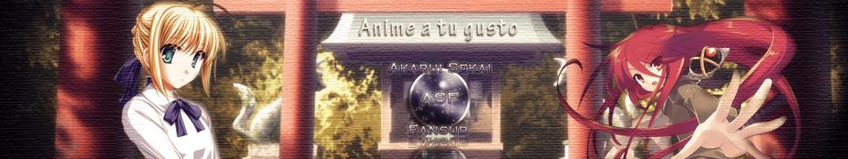 Akarui Sekai Fansub