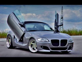 New Car Modification BMW