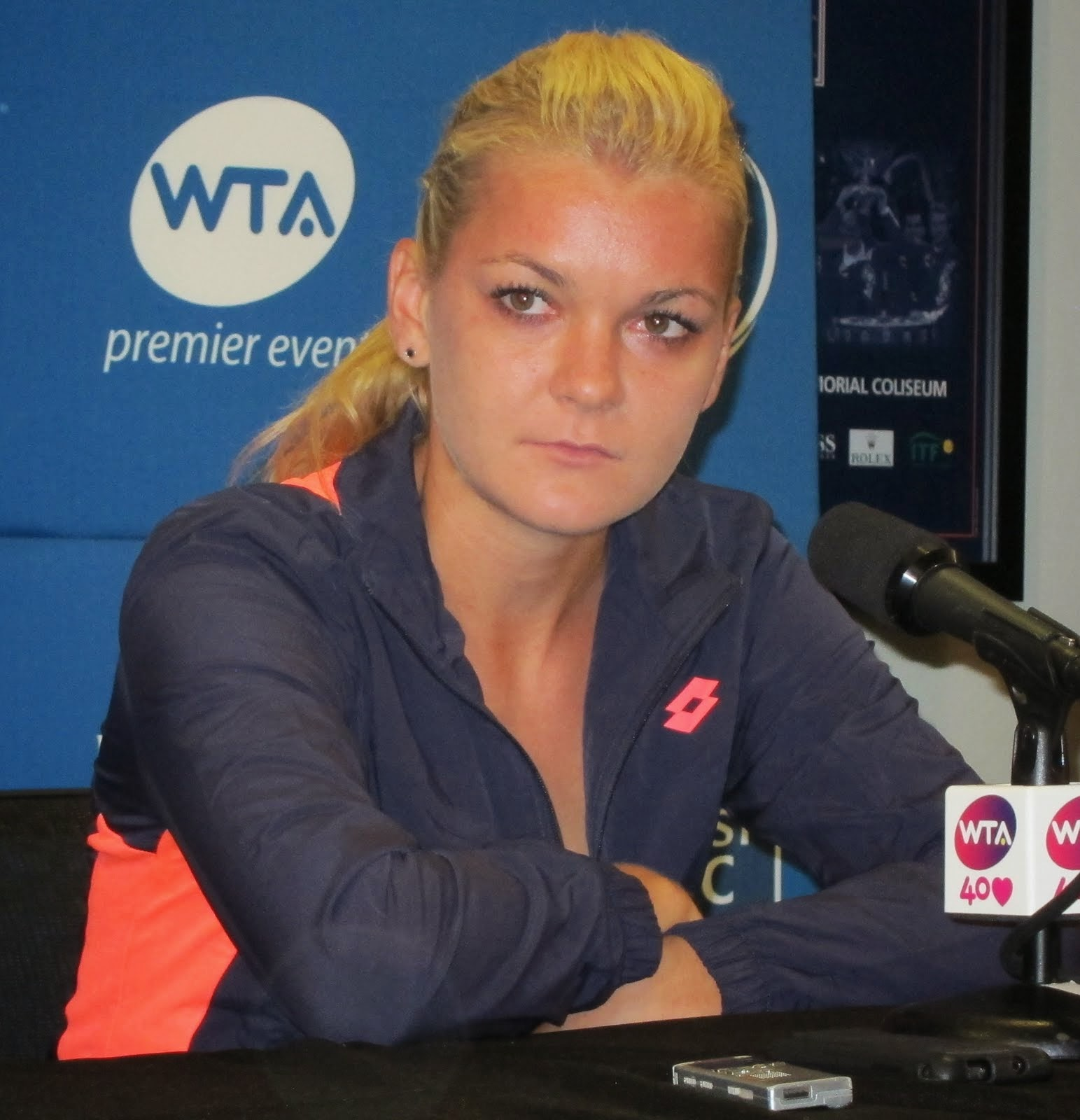 U.S. Open Day 3 highlights: No. 4 Radwanska ousted
