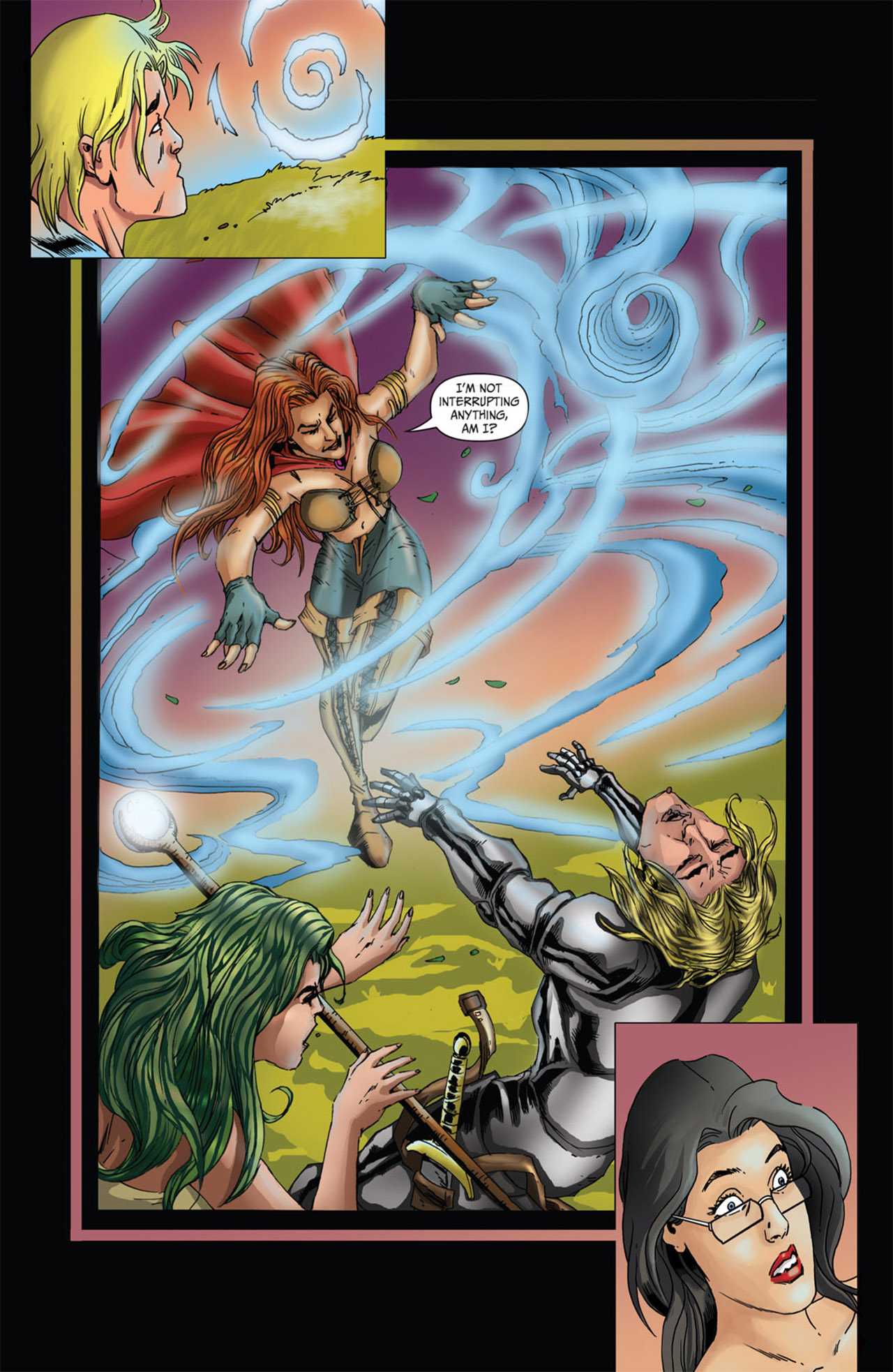 Grimm Fairy Tales (2005) Issue #62 #65 - English 16